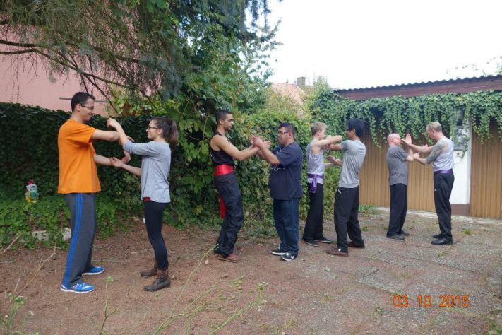 Tao Chan Wing Chun