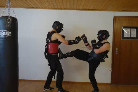 Tao Chan Wing Chun Sparring